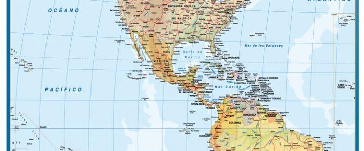 Mapa America